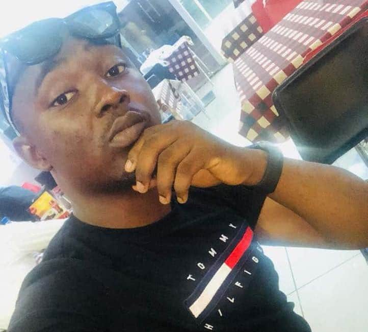Photos: Nigerian man mistakenly sends GHC 13k (N1m) to Uber driver instead of GHC45 (N3,400)