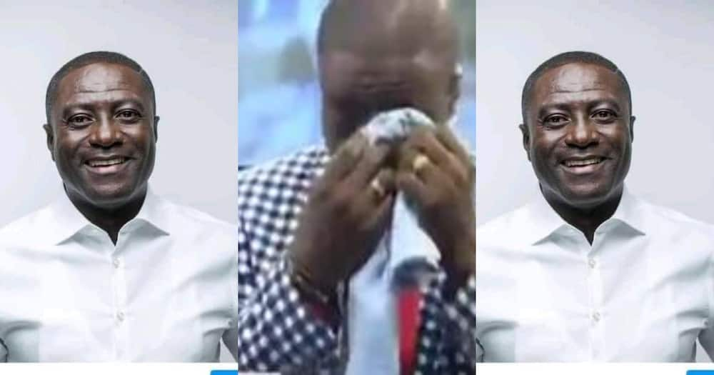 Captain Smart cries on TV; gets blasted for being dramatic