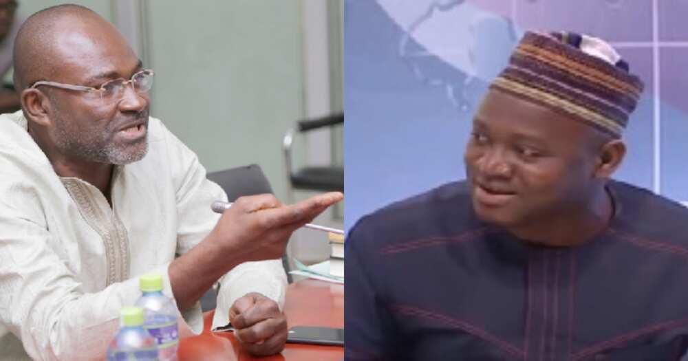 "Foolish and ""stupid"" Suhuyini wants Ghana to burn; Kennedy Agyapong slams colleague MP"