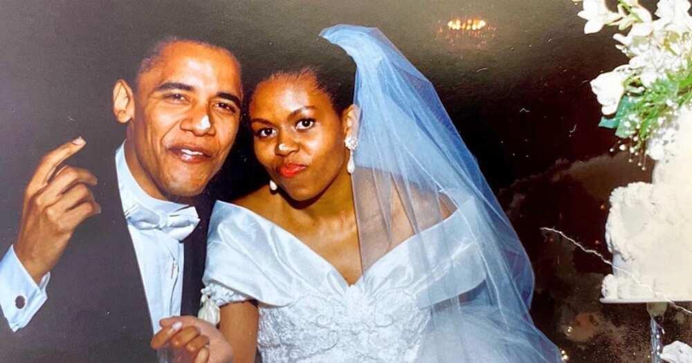 Michelle Obama celebrates hubby Barack Obama on their 28th wedding anniversary