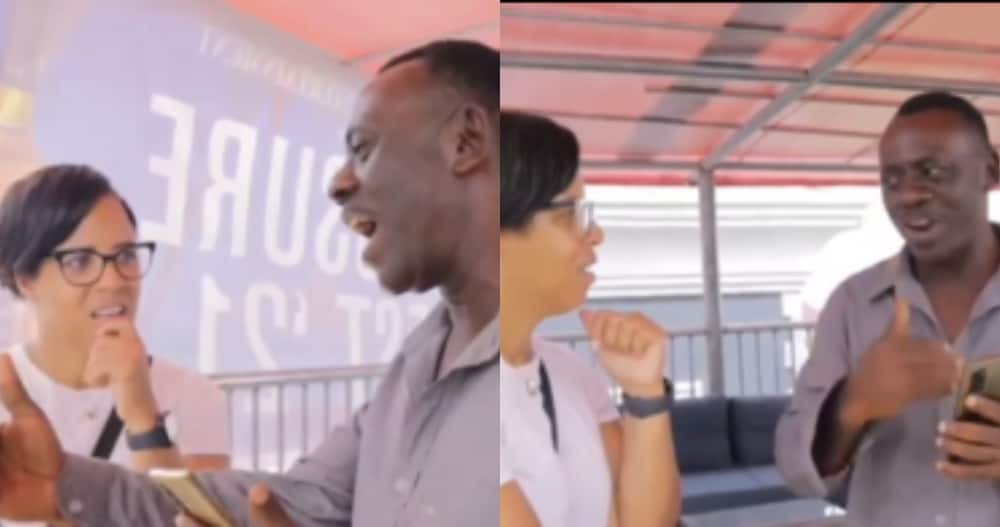 Akrobeto: Actor & Newscaster Excites American Tourists with his English in Video