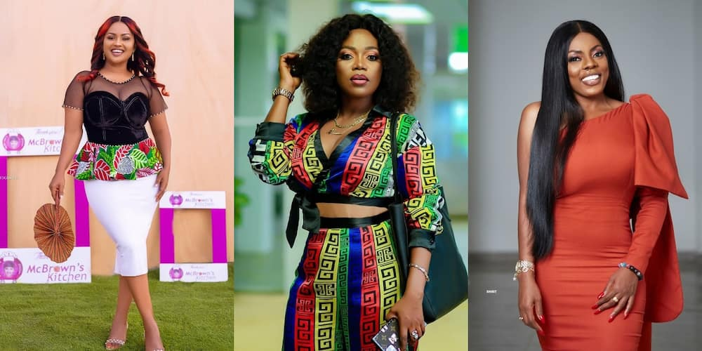 McBrown & 3 other celebrities Mzbel has 'beefed' all because of men and other issues
