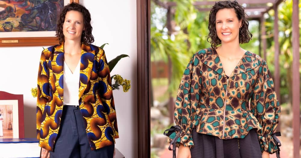 Harriet Thompson: Meet the 1st Female British High Commissioner to Ghana as she Stuns in African Print