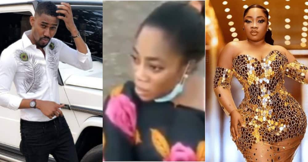 Moesha is never coming back to normal - Ibrah One leaks filla on 'slay queen charms' from India