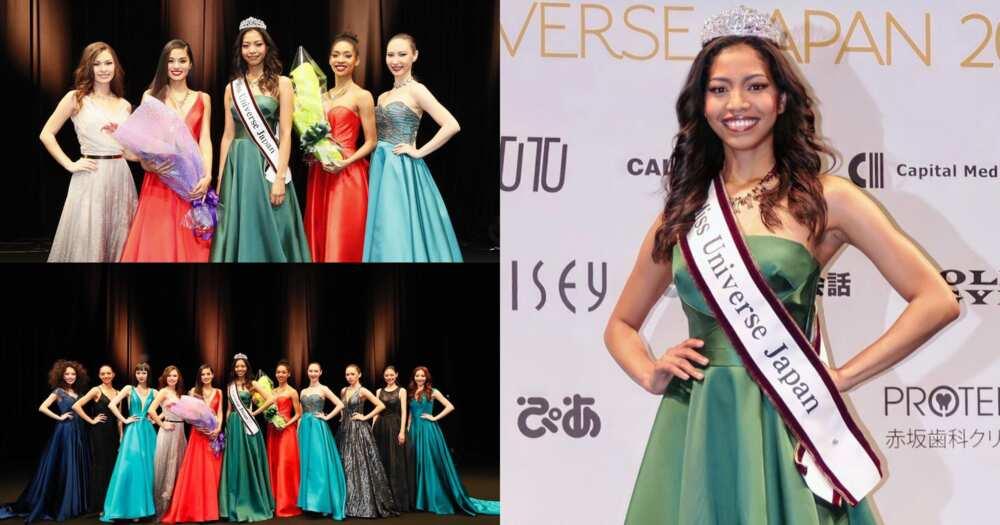 Aisha Harumi Tochigi: Japanese-Ghanaian wins Miss Universe Japan 2020