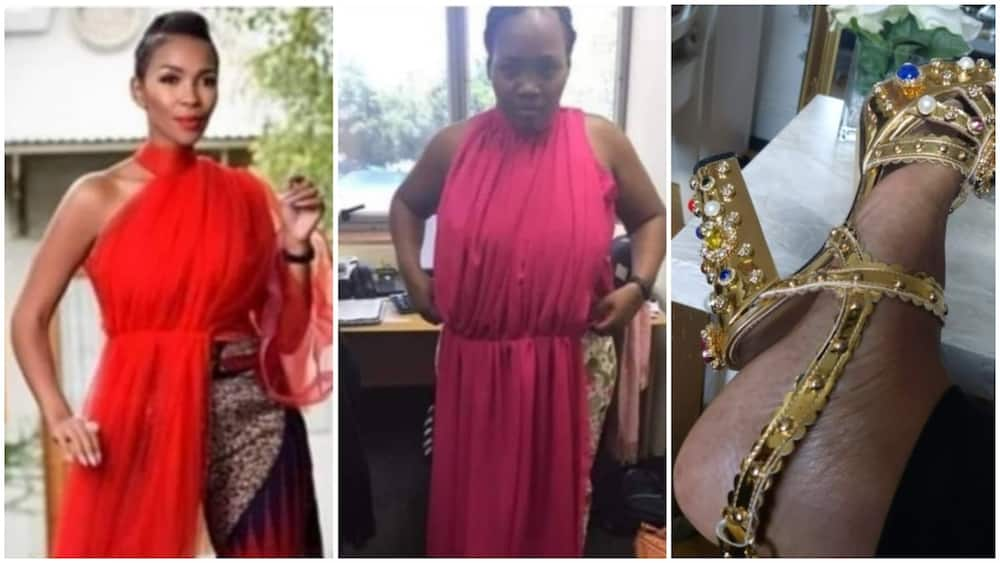 What I ordered vs what I got: Lady shares hilarious photo of dress she bought online