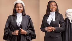 GH law students hail lady for leading them through hard times as she gets called to the bar