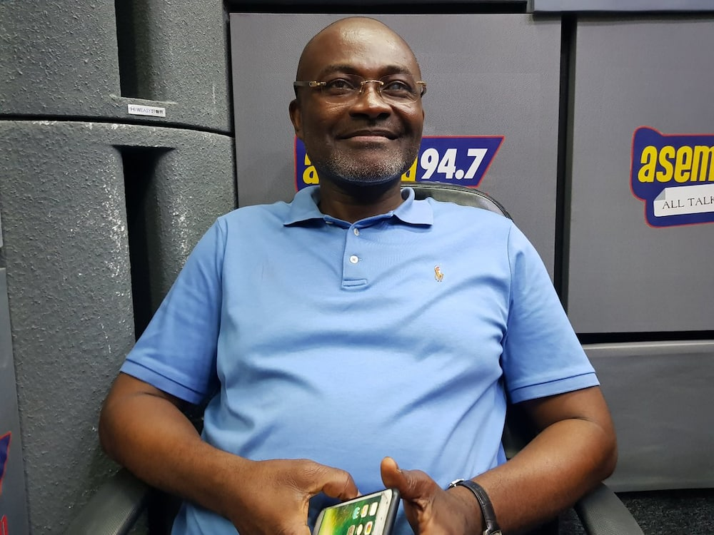 Here is the list of rich companies owned by Kennedy Agyapong