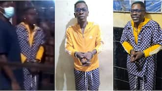 Shatta Wale, others in high spirit at Ankaful Prison - Management assures fans