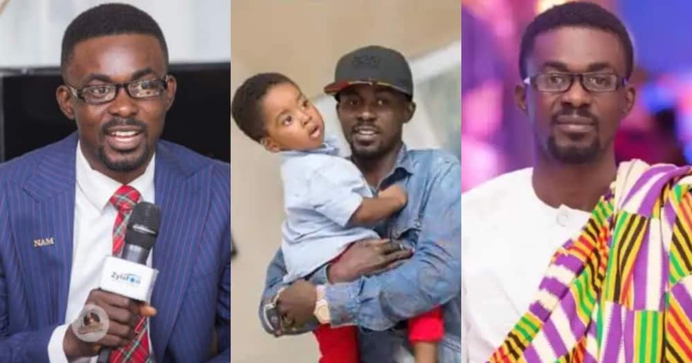 NAM 1 Looks Tall And Handsome As He Celebrates Birthday Like A Rich Man's Son