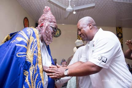 Election 2020: Latest campaign photos show Eastern Region has 'fallen' for Mahama