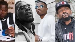New Beef: Samini jabs Stonebwoy for looking down on Ghana after Nigerian artistes won Grammys