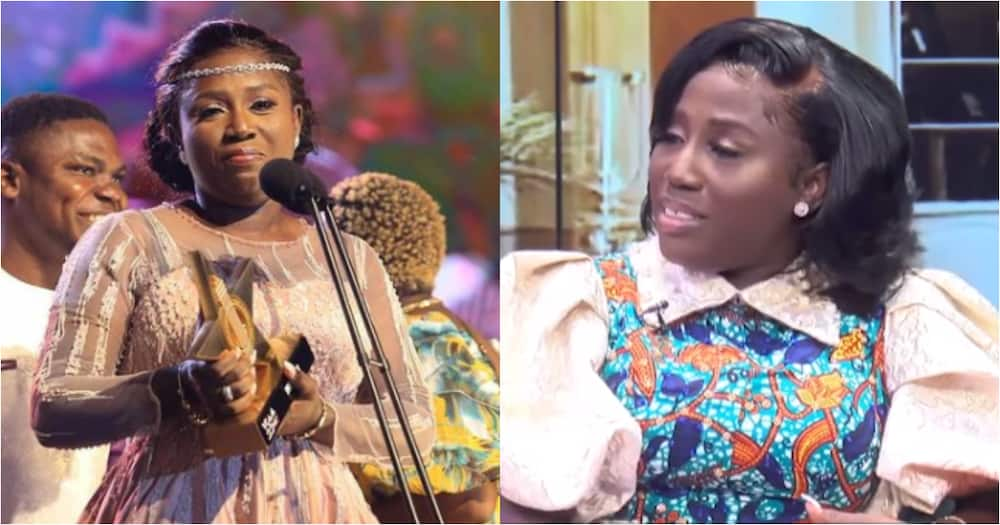 Jesus is cool like that - Diana Hamilton justifies her VGMA22 Artiste of the Year win in video