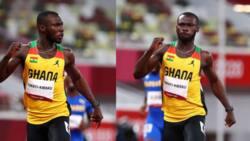 Tokyo 2020: Benjamin Azamati misses out on 100m semi-finals