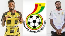 GFA finally releases official statement on Thomas Partey's absence from Black Stars