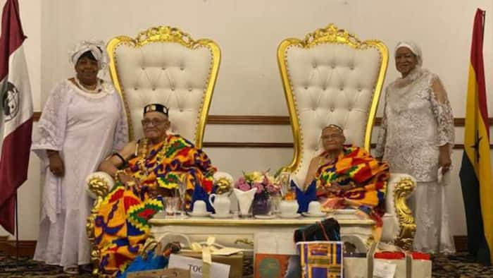 Over 100-year old Tulsa survivors leave USA to become Ghanaian citizens