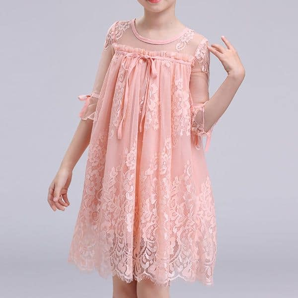 lace dress styles for wedding