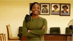 Women in STEM: Brilliant lady celebrates as she earns PhD in Biochemistry