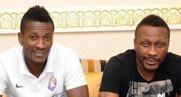 Baffuor Gyan is my second god - Asamoah Gyan heaps praises on his brother
