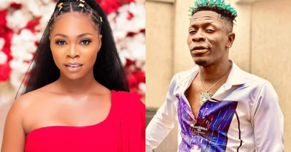 Shatta Michy finally posts video of Shatta Wale; fans say they are getting back together