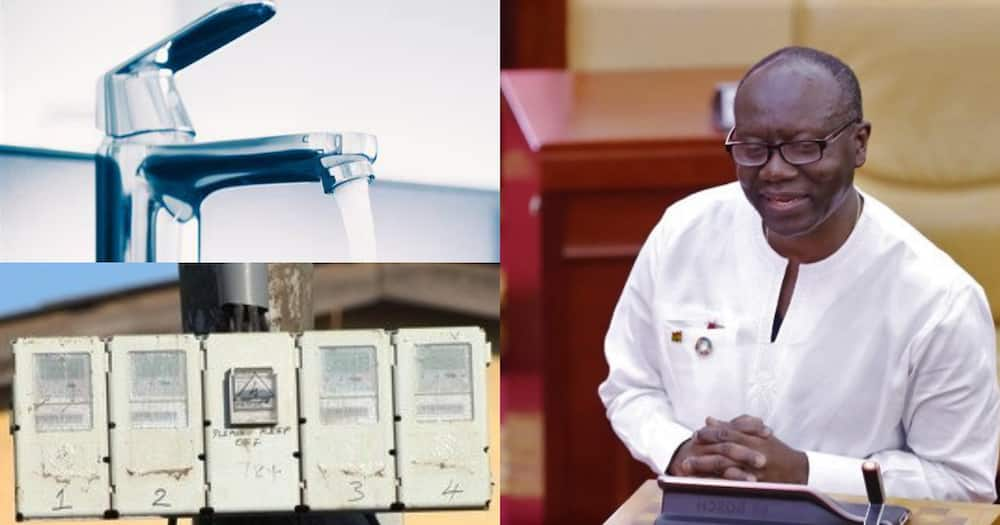 COVID-19 free water and light: GH1.2bn released as part payment to ECG and GWCL