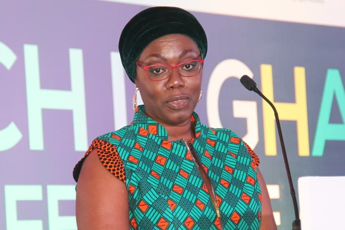 Government is committed to digitizing Ghana's economy - Ursula Owusu