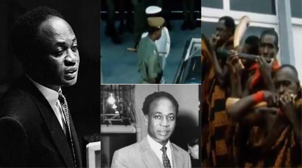 This week in 1972: Dr Kwame Nkrumah gets buried at Nkroful
