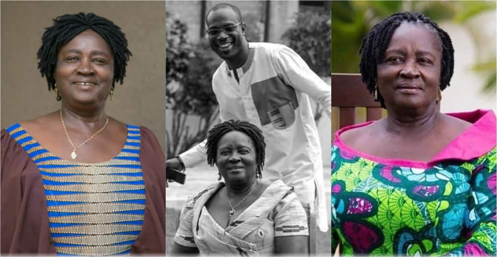 Meet all the 3 beautiful children of Jane Naana Opoku-Agyemang who are PhD holders