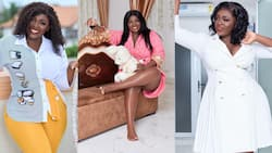 Tracey Boakye flaunts her expensive bedroom in new video to prrove she is rich amid Ayisha Modi and Afia Schwar beef