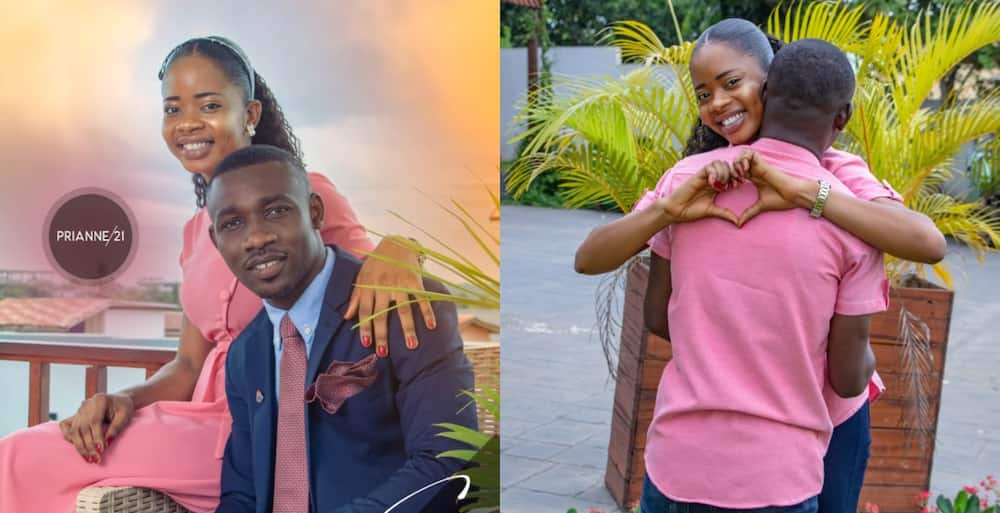 Ghanaian Couple set Wedding date after 7 Years of Dating Without Sleeping Together