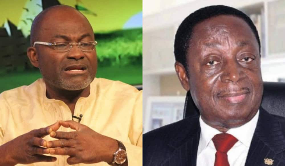 Duffuor reacts to Kennedy Agyapong's claims; says they are grossly misconceived