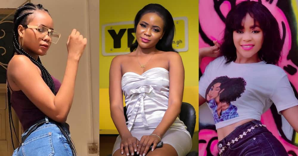 "Ghanaian men are not romantic; ""yen kor fie nkoaa"" - Cilla of Date Rush jabs GH boys"