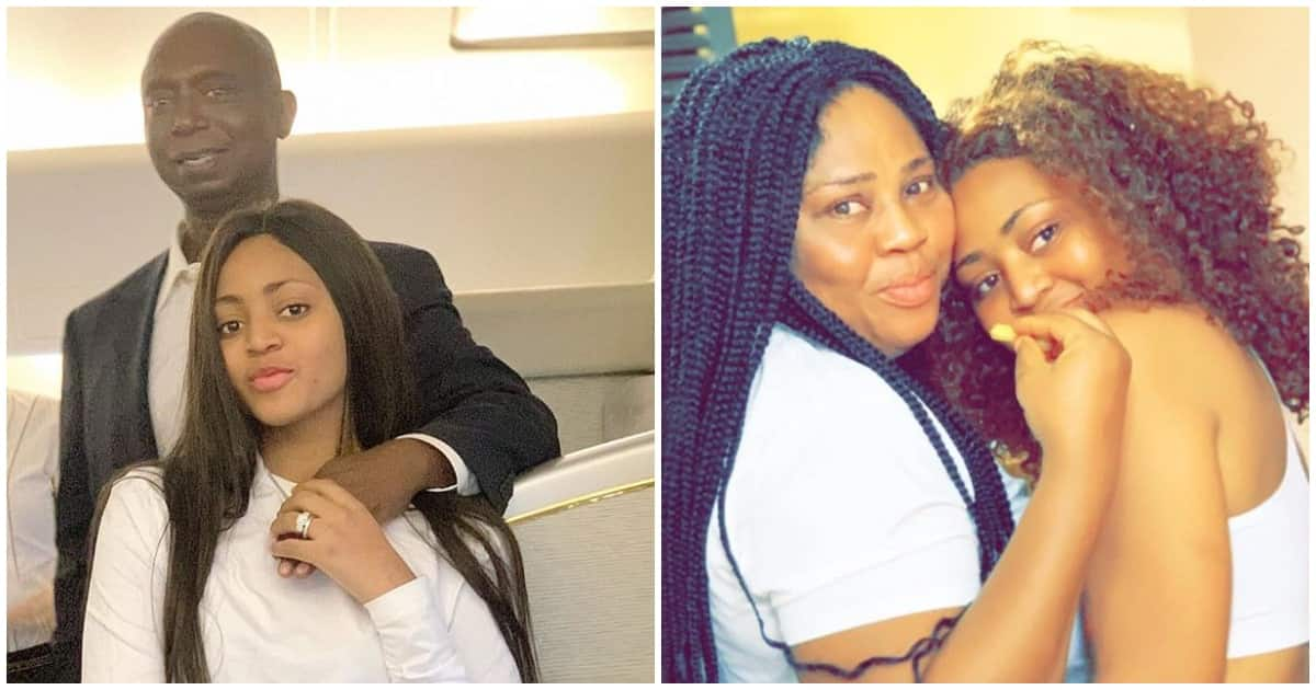 Regina Daniels' mum finally addresses daughter's marriage to Ned Nwoko, says she found true love and was not forced (video)