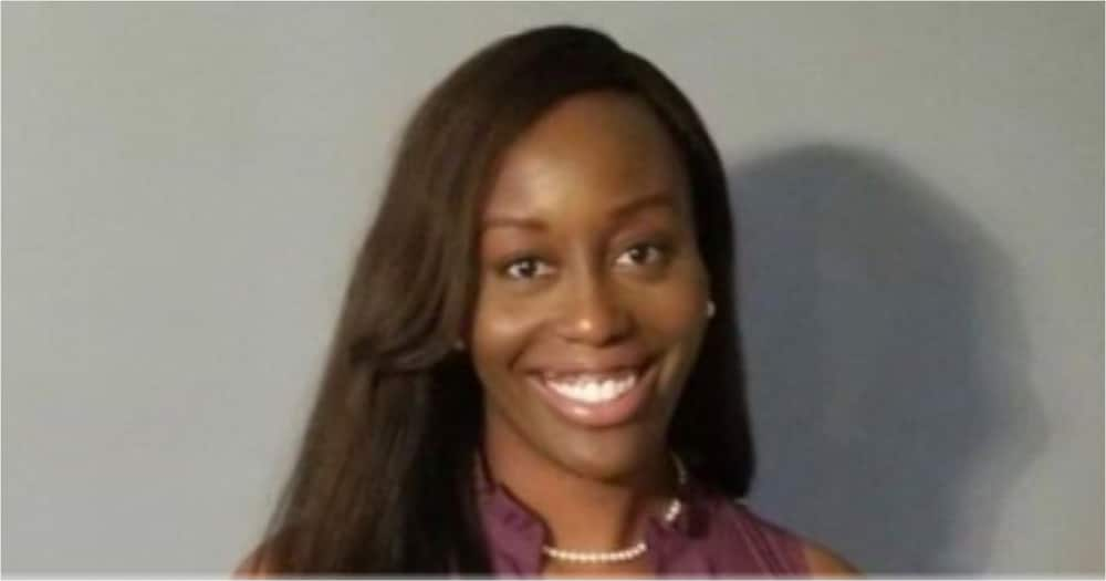 Dr. Simon: Young Black woman celebrated as she successfully earns her PhD (photo)