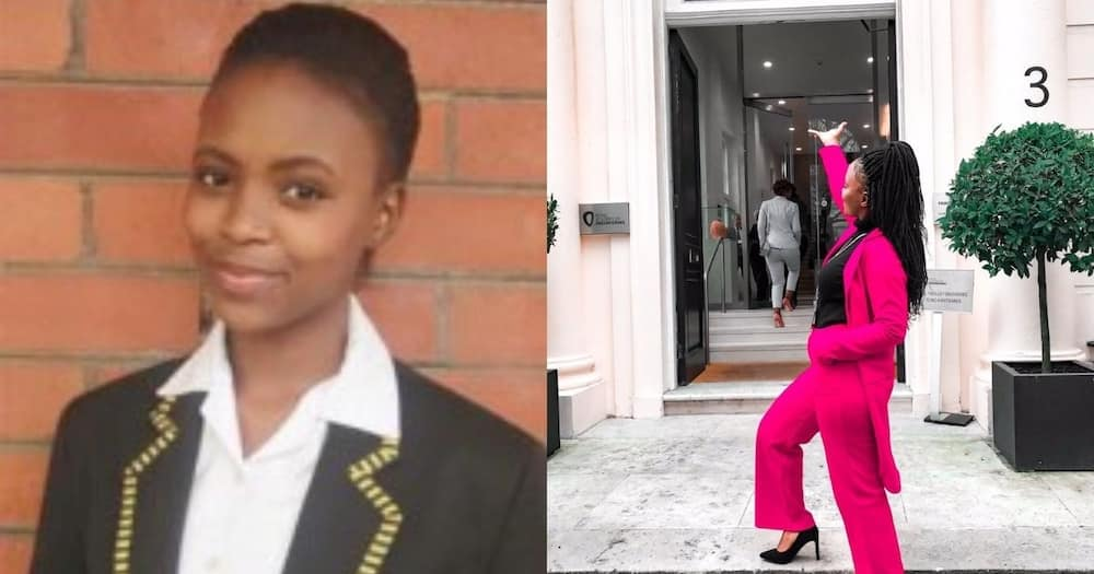 Meet the stunning lady studying law while doing engineering on the side