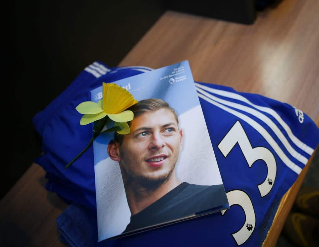 Mbappe donates massive sum to Sala's pilot David Ibbotson search fund