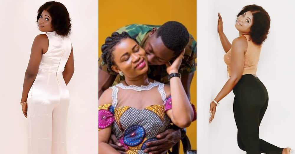 I spent GHc 38k to take care of you & you leave me; we shall see at the wedding - Lady