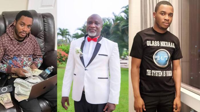Twene Jonas has been sacked from US job; he is gone into hiding - Hopeson Adorye