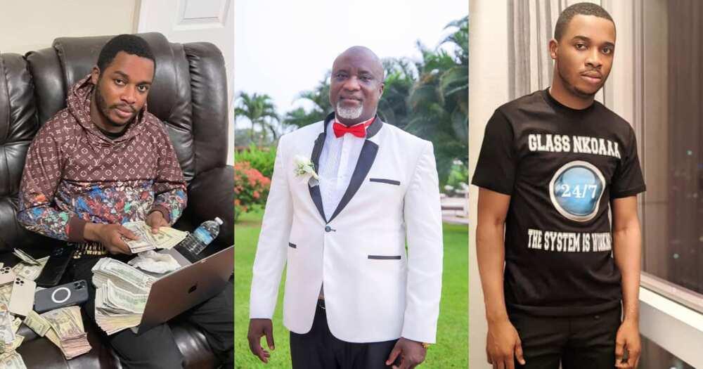 Twene Jonas has been sacked from US job; gone into hiding - Hopeson Adorye speaks in video