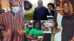 Mahama is not Papa No - Tracey Boakye finally addresses baby daddy rumours