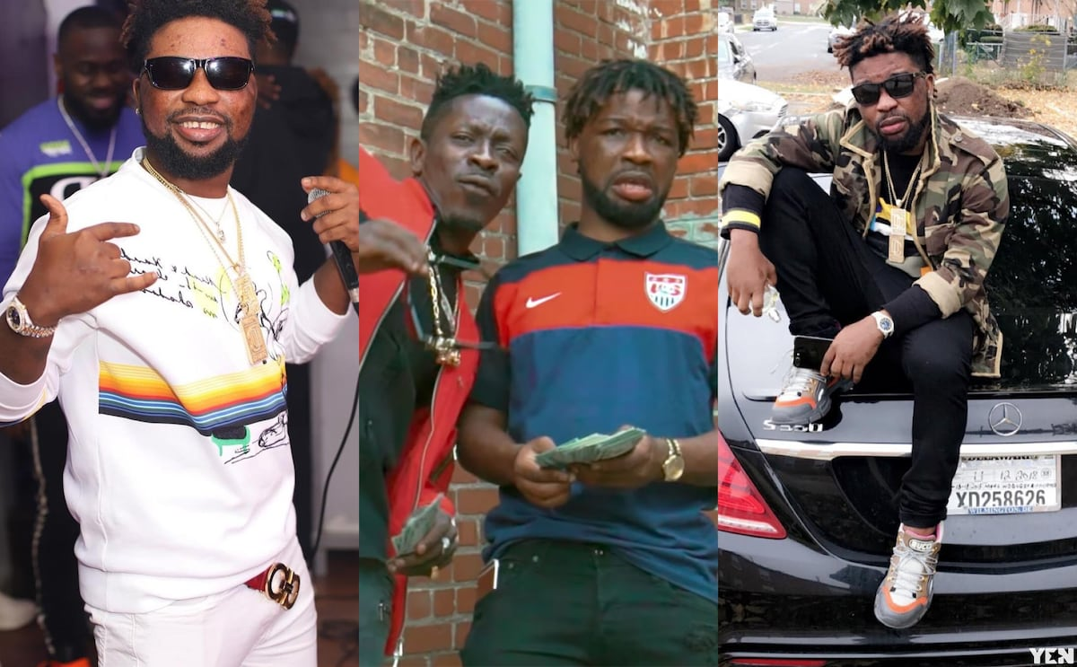 Funeral details of Shatta Wale's friend who was shot in the US pop up and it's heartbreaking