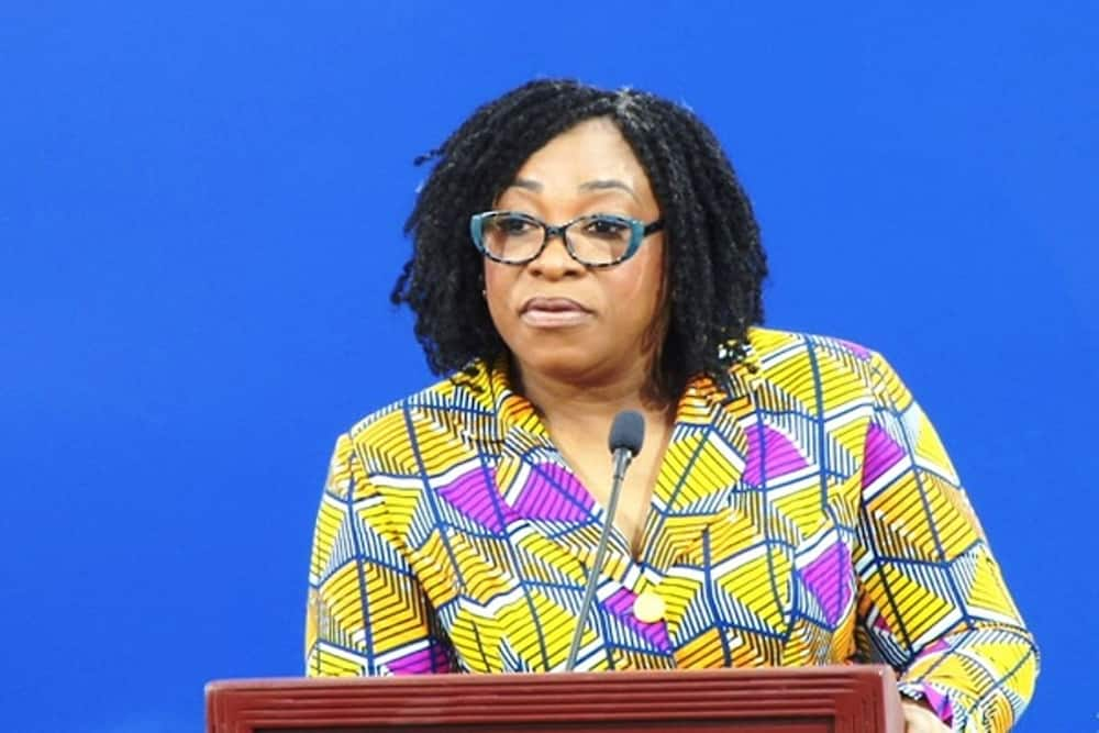 ECOWAS tried to stop Alpha Conde from changing Guinea's constitution – Ayorkor Botchwey