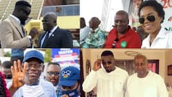 Full list of all the stars who are supporting Akufo-Addo against Mahama in the 2020 elections