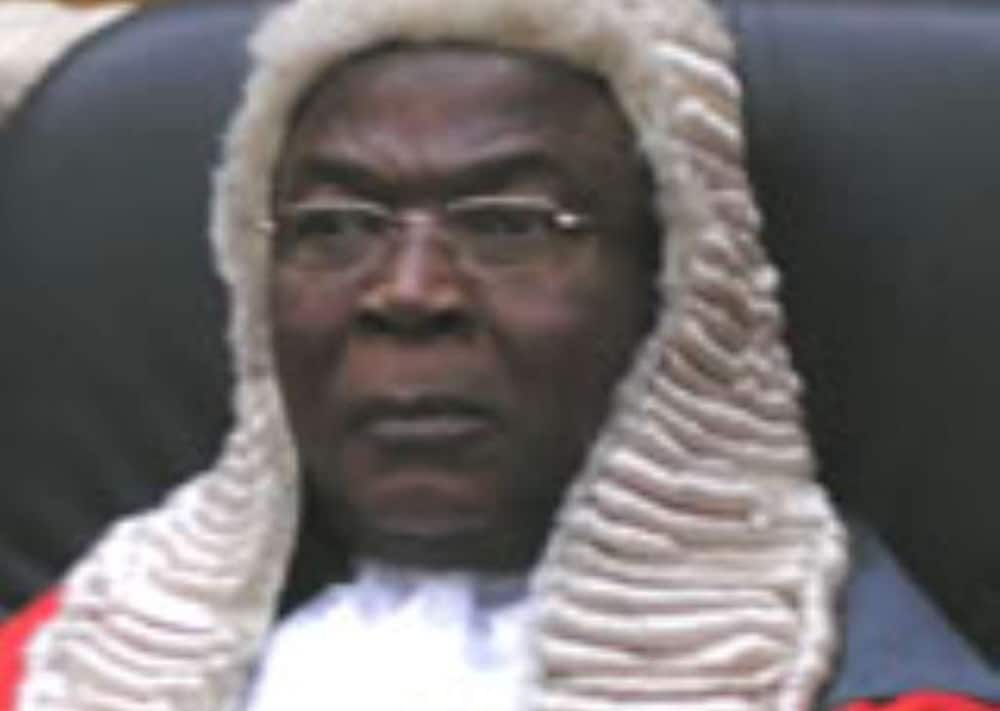 Chief Justice of Ghana