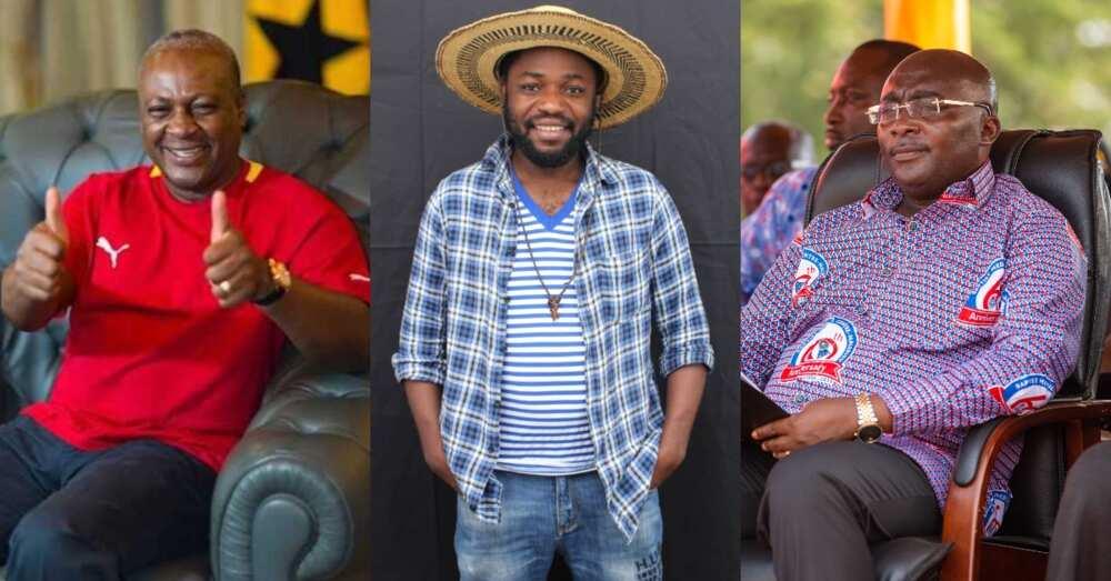 Top Ghanaian writer from Bawumia's hometown endorses John Mahama for 2020 election
