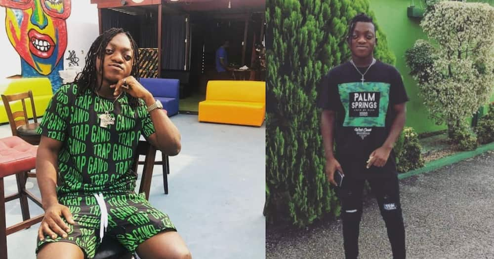 Sumsum Ahoufe: Rare photo of the actor's look-alike mother pops up on Mother's Day
