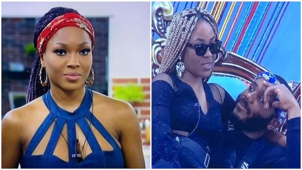 BBNaija: Vee talks about Kiddwaya and Erica getting 'jiggy', says that's all they did in the house