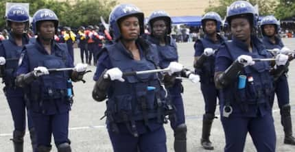 Ghanaian female police officer duped GHC60,000 in marriage scam (Video)