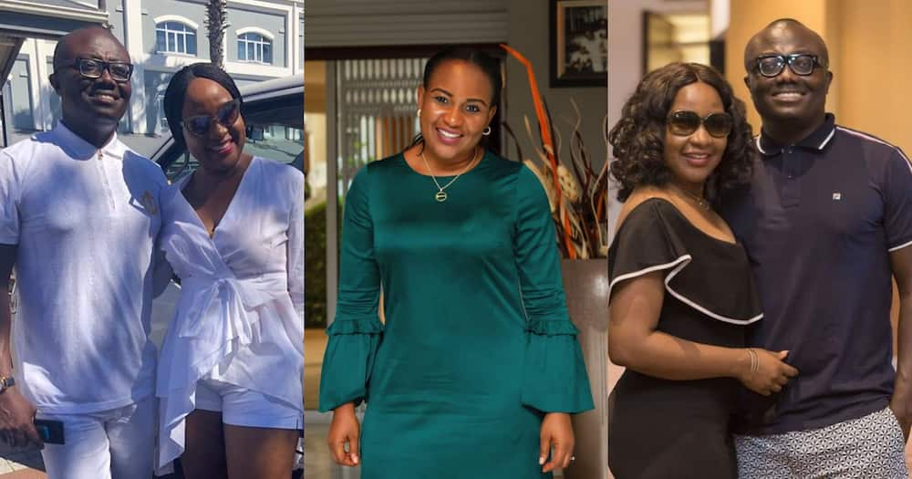 Dorcas Adisi: Bola Ray Shares 8 Beautiful Photos Of His Wife On Her Birthday
