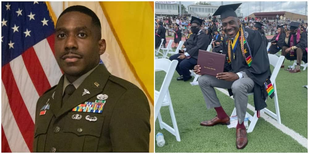 Man who Started University in 2004 Celebrates as he Finally Bags Degree after 17 Years, Social Media Reacts